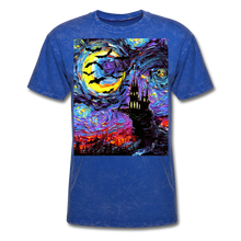 Load image into Gallery viewer, Transylvanian Night Unisex Classic T-Shirt - mineral royal