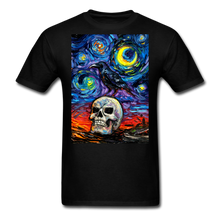 Load image into Gallery viewer, Nevermore Unisex Classic T-Shirt - black