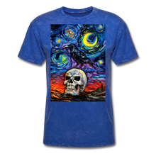Load image into Gallery viewer, Nevermore Unisex Classic T-Shirt - mineral royal