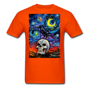 Nevermore Unisex Classic T-Shirt - orange