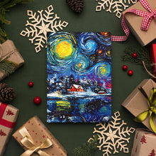Load image into Gallery viewer, Winter Wonderland Christmas Greeting Card