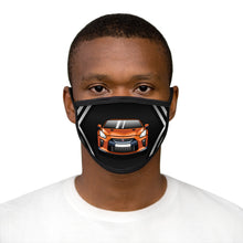 Load image into Gallery viewer, GTR R35 2 Layer Fabric Face Mask