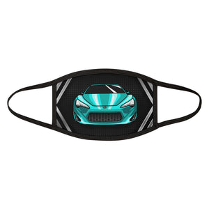 Scion FR-S 2 Layer Fabric Face Mask