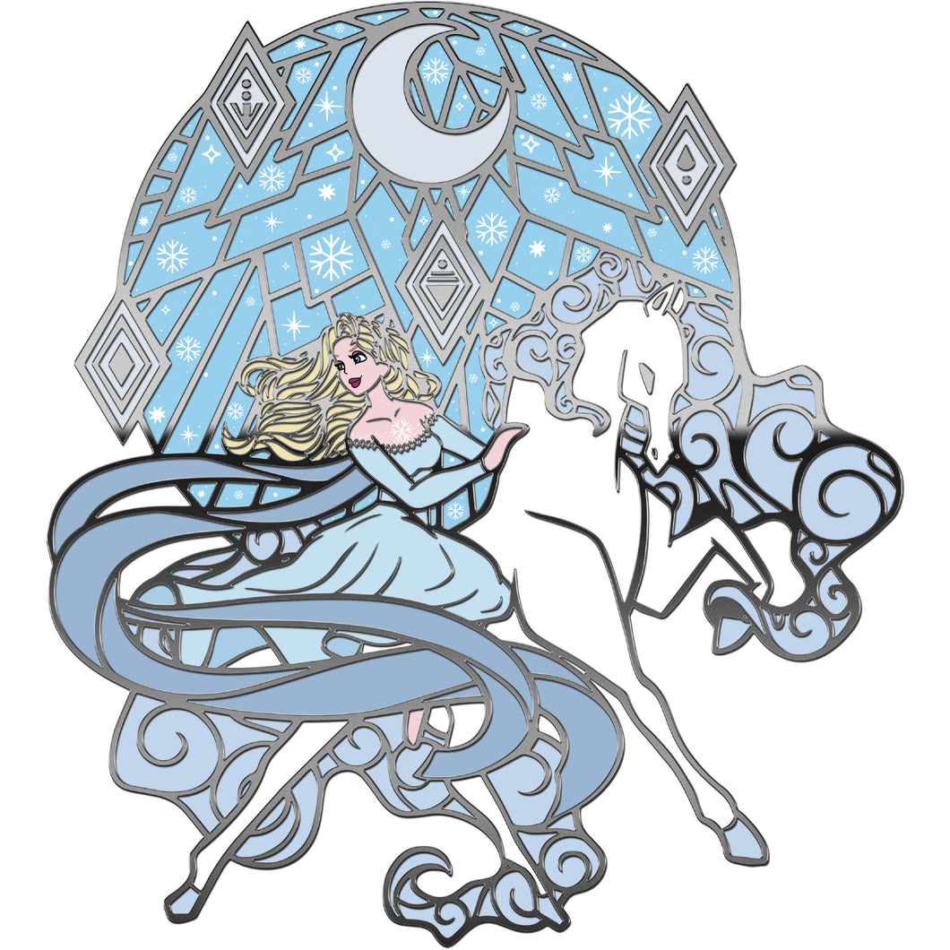 PRESALE: OG Ice Queen Hard Enamel Pin