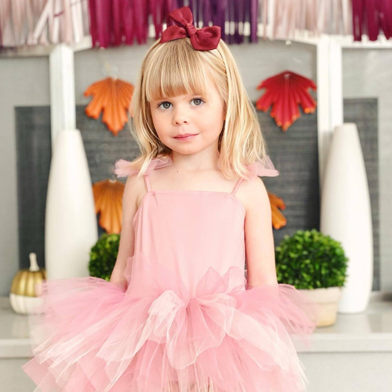 Pixie I.L.Y. Tutu Dress - Plum NYC