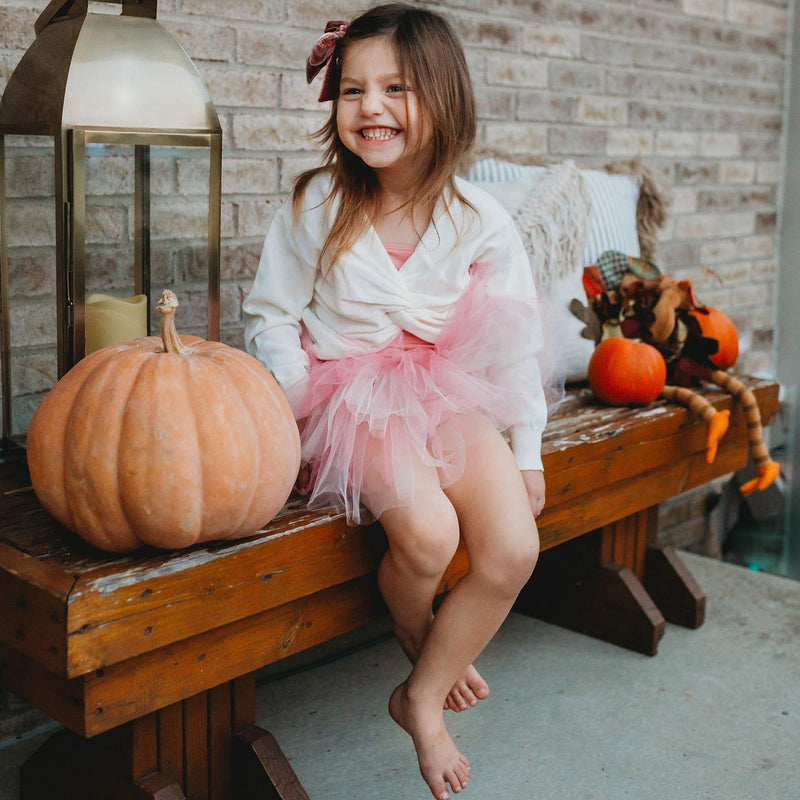 Pixie Pink I.L.Y. Tutu Dress - Plum NYC