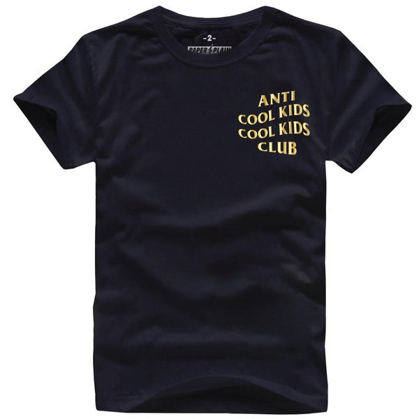 Anti Cool Kids Tee - Paper Plain