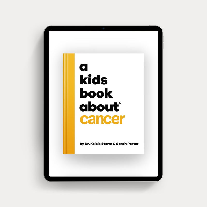 Online Copy (Ebook) of A Kids About Cancer