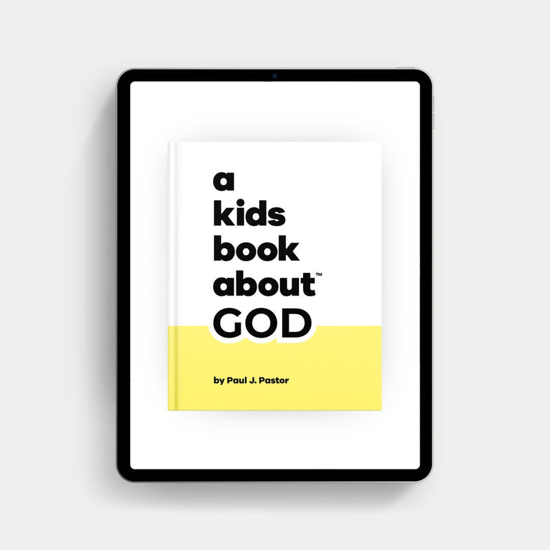 Online Copy (Ebook) of A Kids About God
