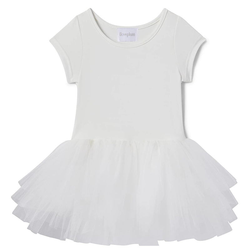Lucy Short Sleeve Tutu - Plum NYC