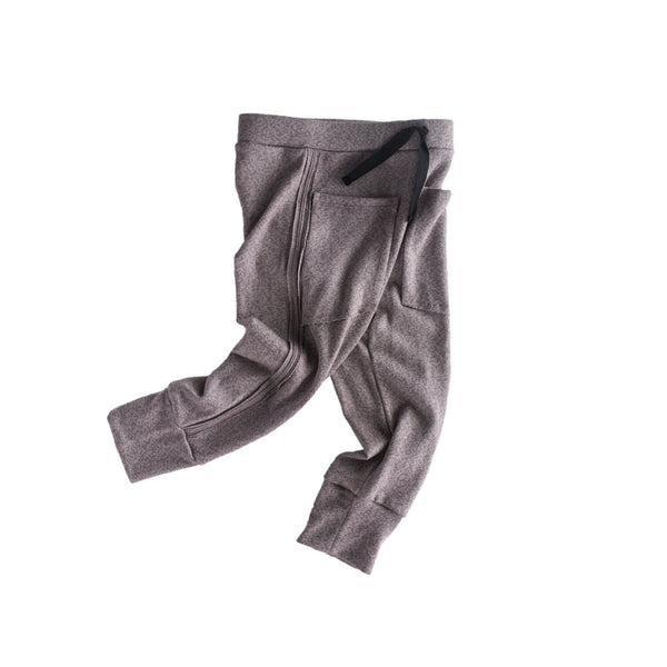 Knit Joggers (Mink) - North Kinder