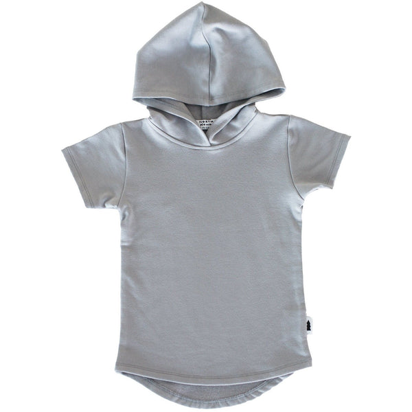 Hooded Tee (Storm) - North Kinder