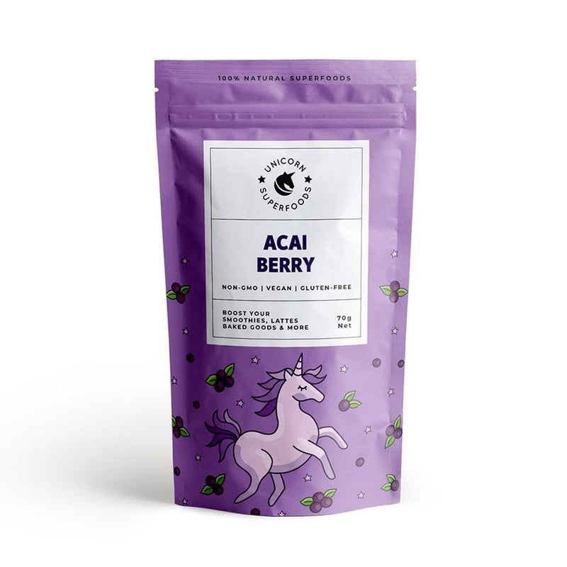 Acai Berry Powder - Unicorn Superfoods