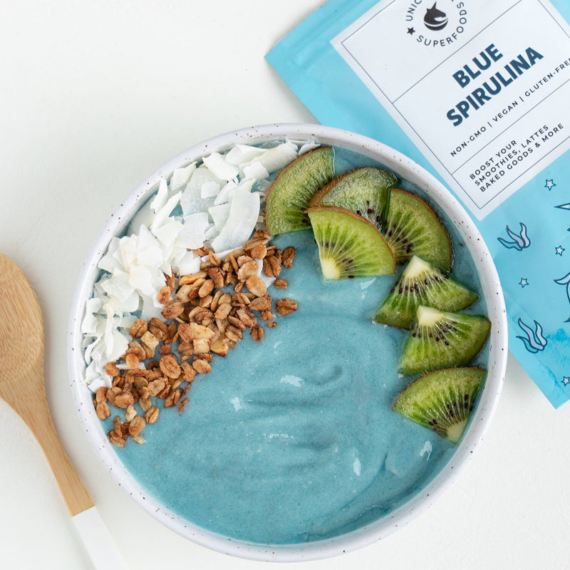 Blue Spirulina - Unicorn Superfoods