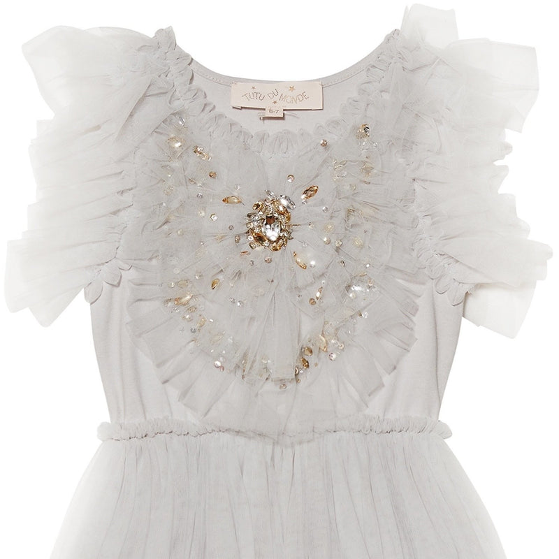 Dazzling Heart Tutu Dress - Tutu du Monde