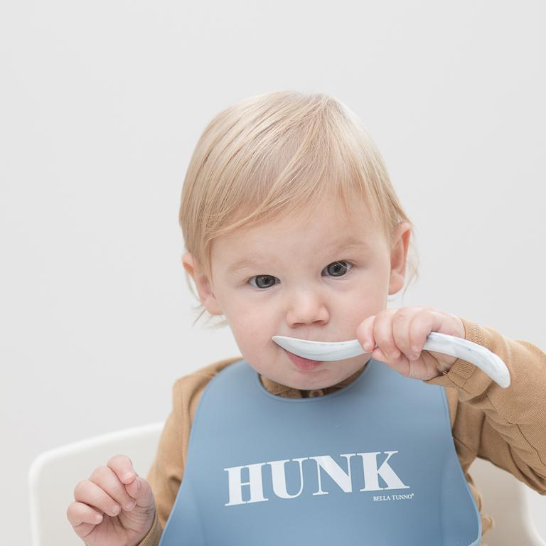 Hunk Wonder Bib - Bella Tunno