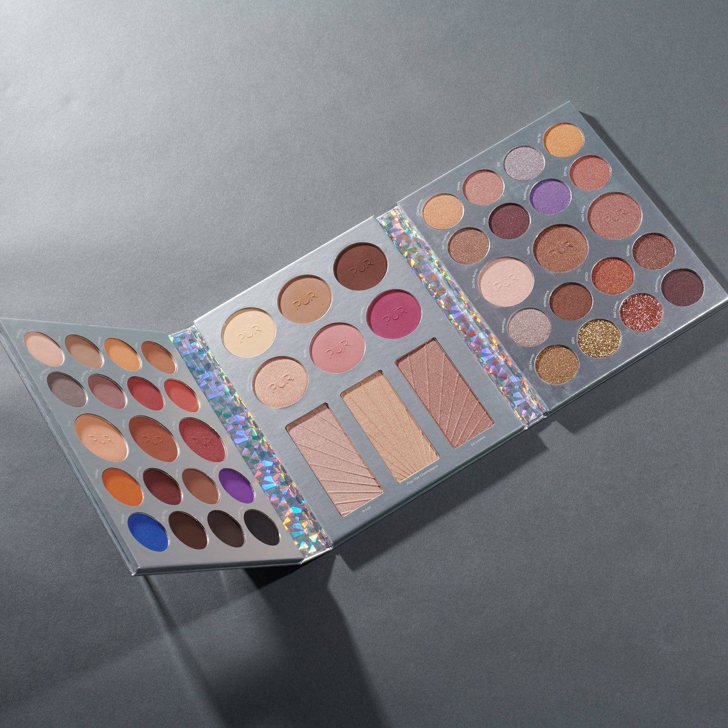 Crystal Clear Ultimate Face Palette