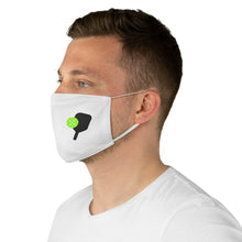 Load image into Gallery viewer, Simple Pickleball Fabric Face Mask (AlienX)