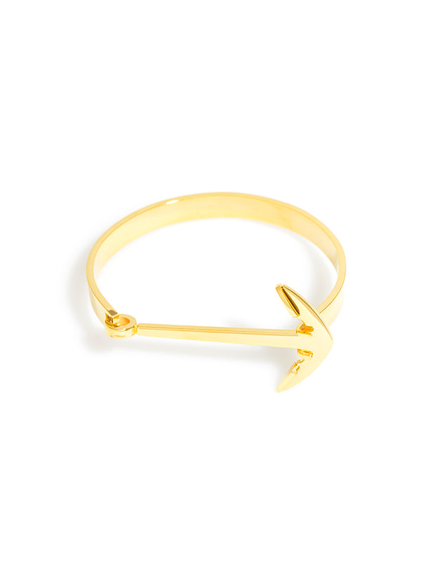 Golden Archery Bracelet