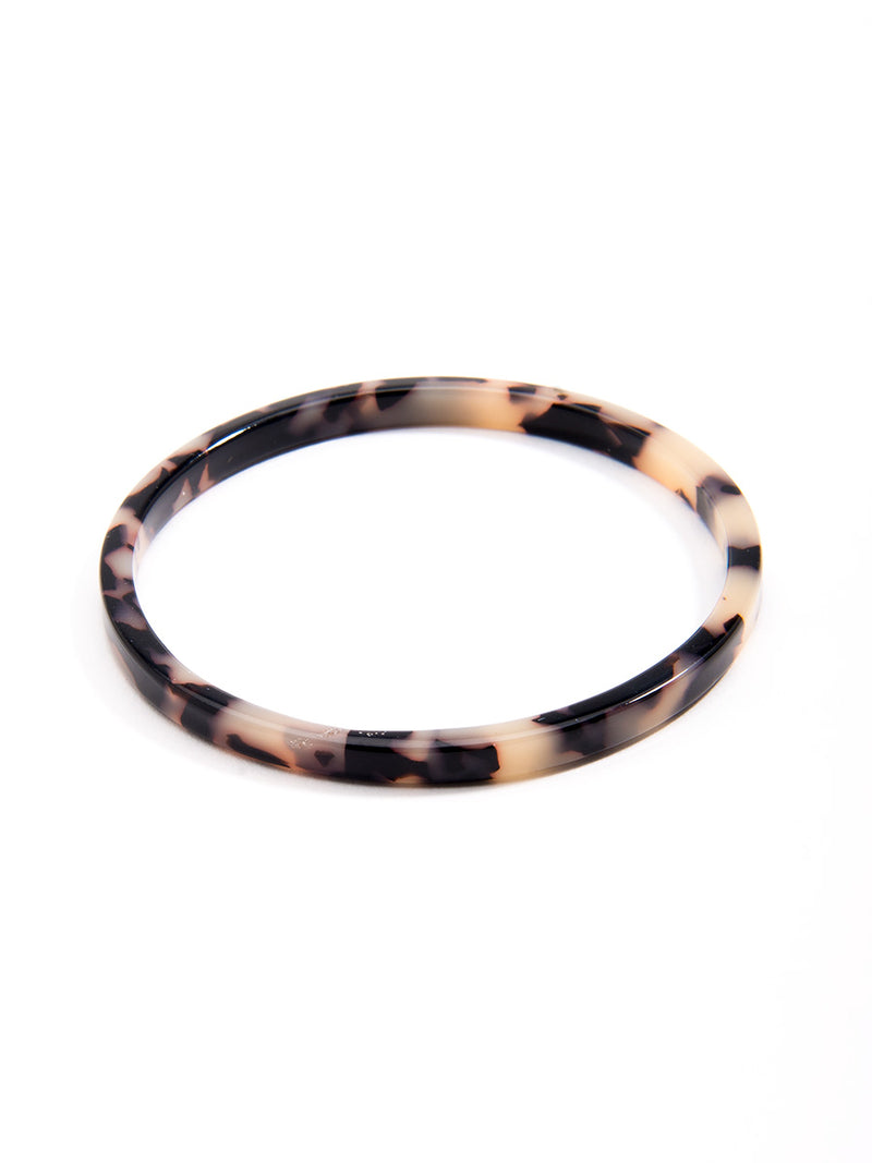 Torti-With-A-Twist Bangle