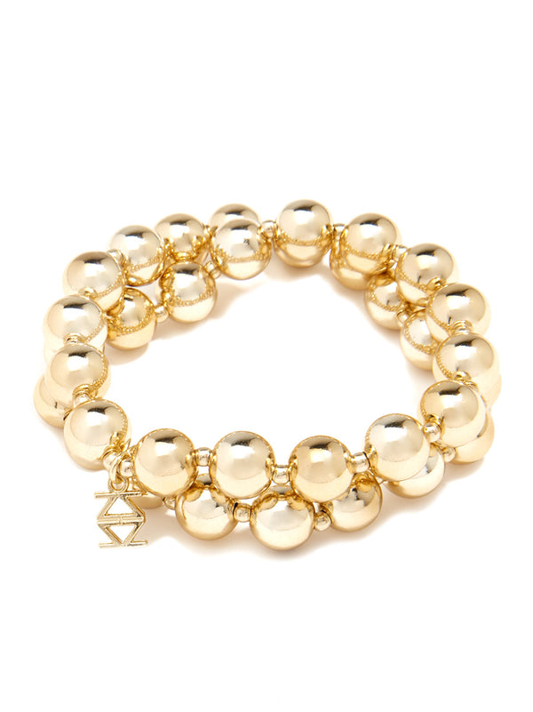 Beaded Beauty Stretch Bracelet