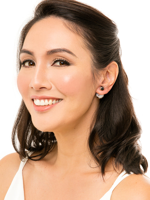 Torti-Ful Floating Earrings