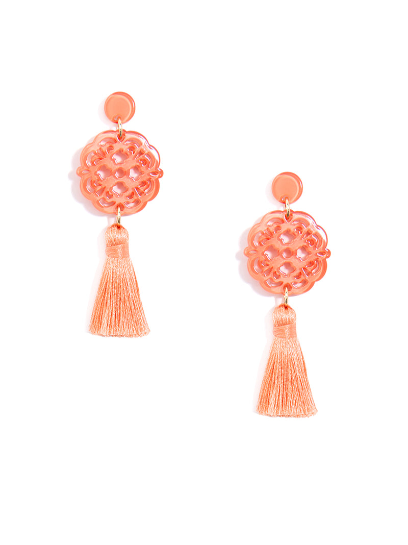 Allure Tassel Drop Earring