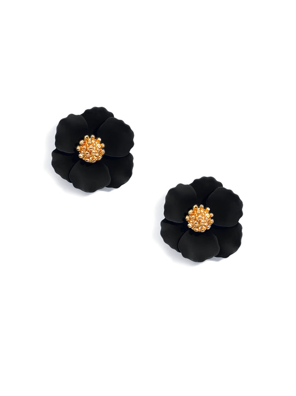 Amelia Mini Flower Stud Earring