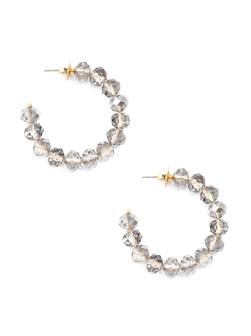 Time To Shine Petite Hoop Earring