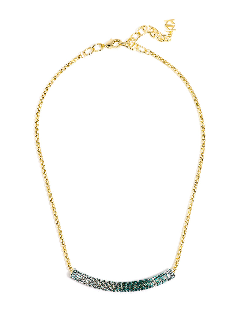Oh! Ombre Bar Necklace