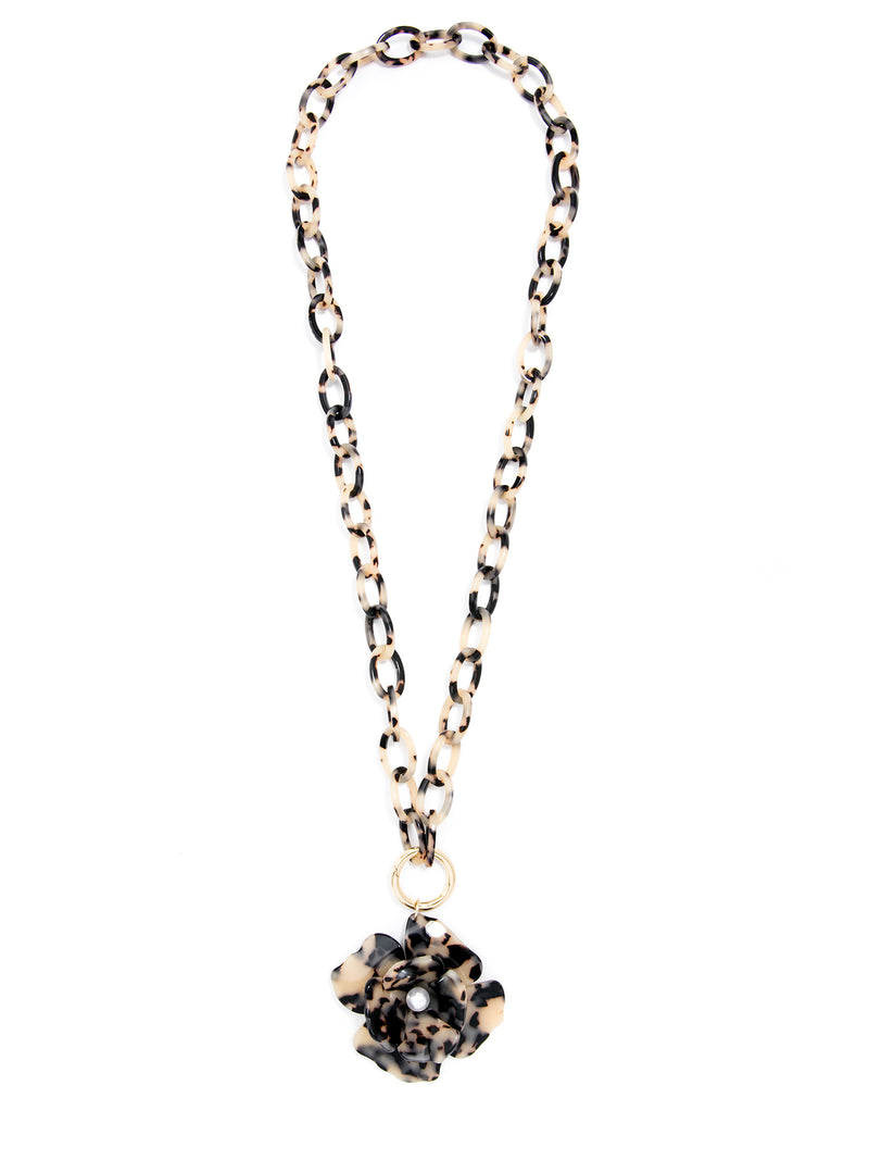 Torti-Ful Blooming Necklace