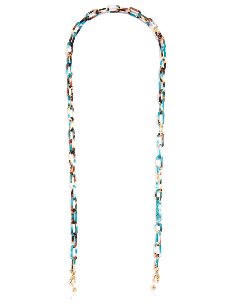 Acetate Convertible Mask Chain