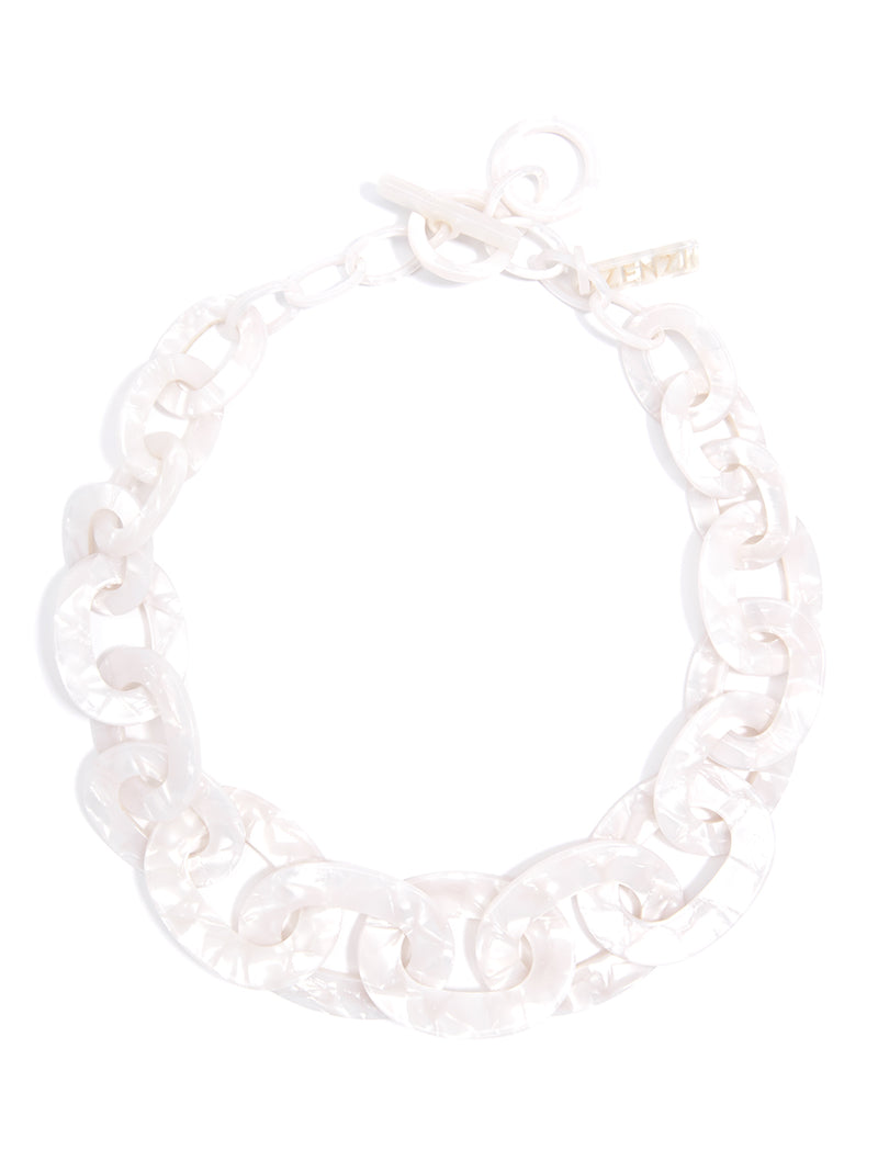 Timeless Torti Collar Necklace