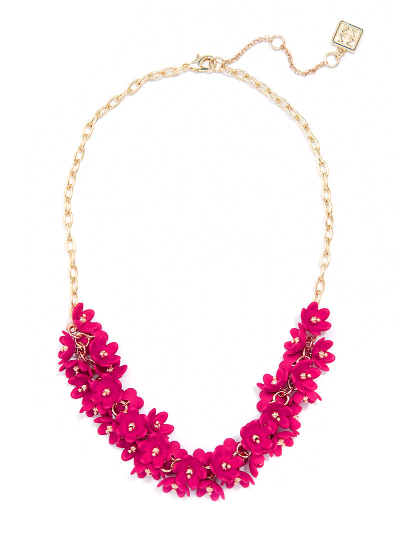 Petite Petals Collar Necklace