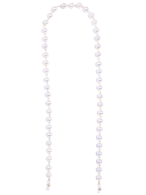 Pearl Convertible Mask Chain