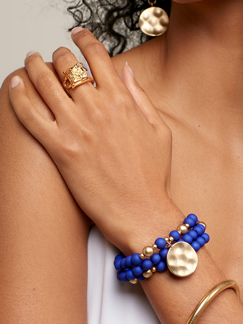 Luxe Layers Wrap Bracelet