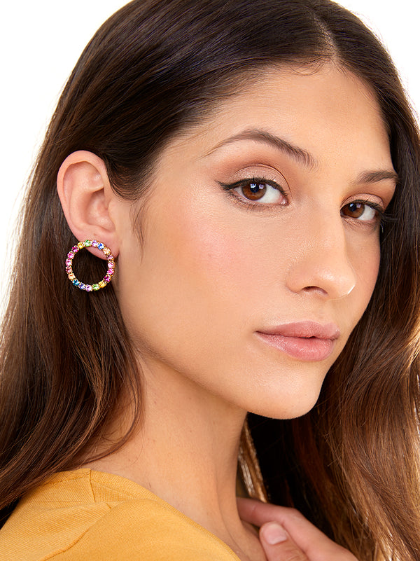 Keep it Colorful Earring