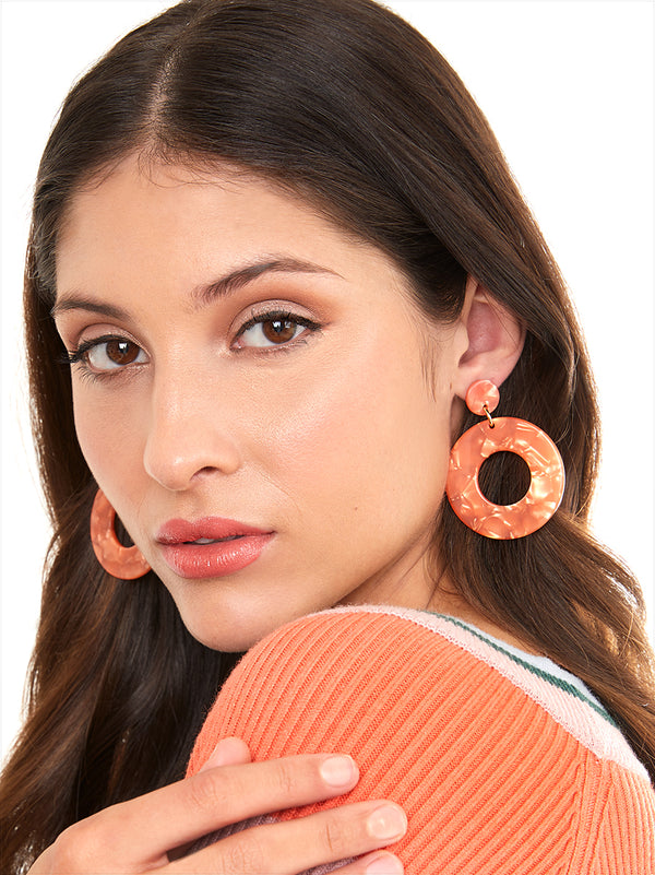 Mod About You Drop Earring