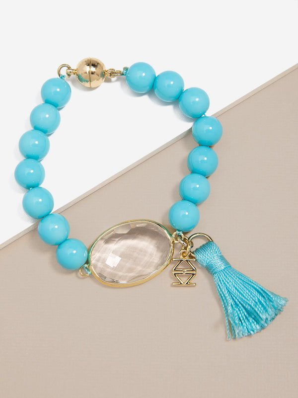 Casual Friday Tassel Bracelet