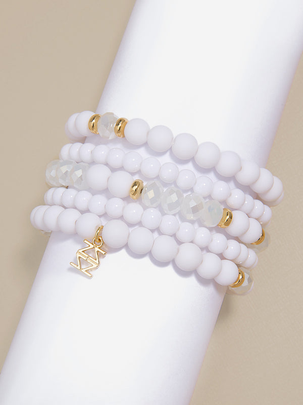 On the Horizon Beaded Bracelet Set