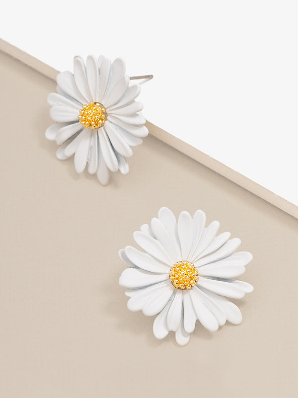 Ida Flower Stud Earring