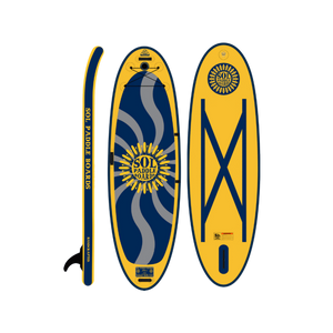 SOLshiva GalaXy Inflatable Paddle Board