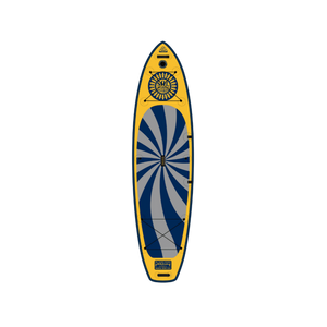 SOLtrain GalaXy Inflatable Paddle Board