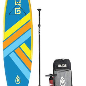 "Glide O2 Retro 10'6"" Inflatable SUP Package"