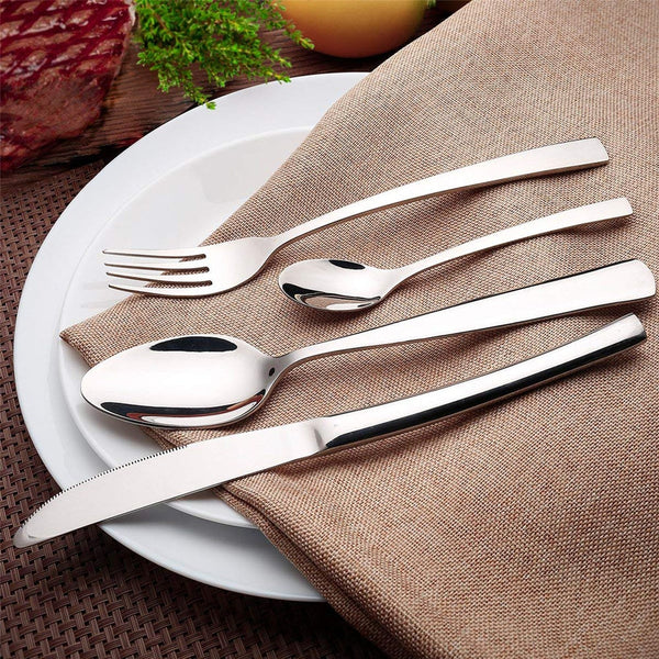 Stainless Steel Flatware Set