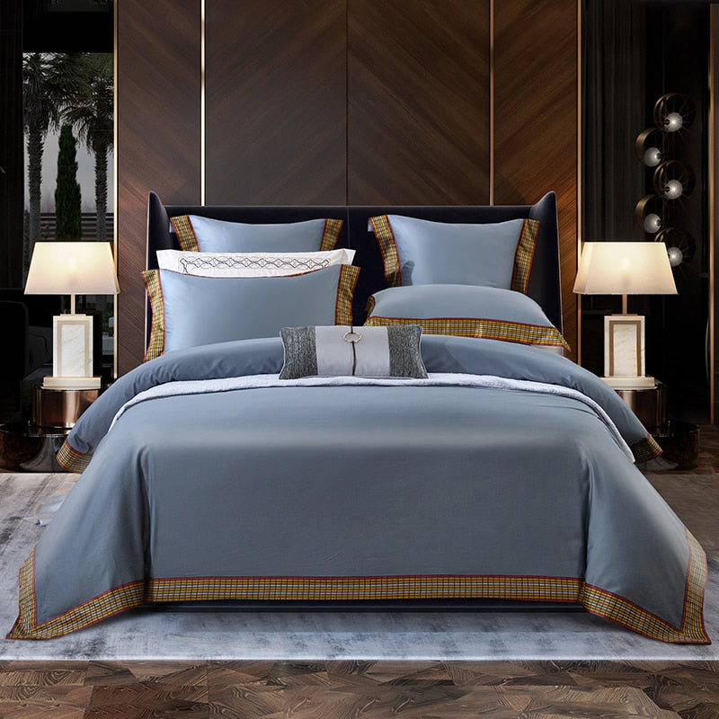 Deluxe Homey Bedding Set