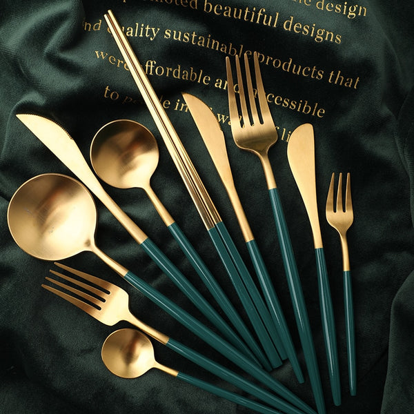 Stainless Still Flatware