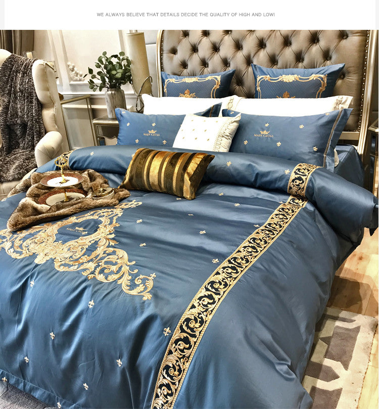 Egyptian Embroidery Royal Bedding