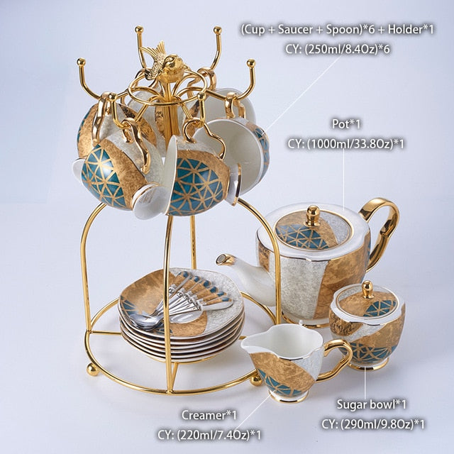 Royal Coffee Set