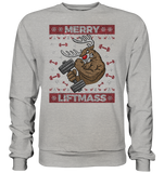 MERRY LIFTMASS - Sweatshirt